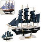 Bedroom Sailing Ship Ornament Canvas Home Office Decoration Accessories