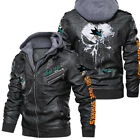 San Jose Sharks - LEATHER JACKET, BEST GIFT, NEW JACKET- SO COOL- HALLOWEEN