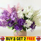Artificial Fake Real Touch Hyacinth Flowers Wedding Bouquet Home Party Decor