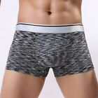Mens Boxer Shorts Underwear Breathable Natural Clothes Home Underpants Pants