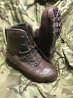 Genuine british issue brown high liability combat goretex haix boots!all sizesBoots - 104027