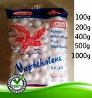 Napthalene Moth Balls Pest Insect Control Anti Mold Repellent Scented Camphor