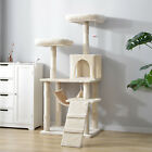 Large Cat Kitten Tree Cat Play Tower House Cat Scratching Post Activity Centres