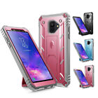 For Samsung Galaxy Note 8 9 S9 Case with Screen Protector Kickstand Phone Cover