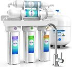 5 Stage Home Drinking RO/DI Reverse Osmosis Water System /Spin Down Water Filter