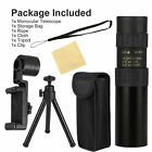 Mobile Phone Telescope Monocular Zoom Camera Lens for Hunting Fishing Travelling