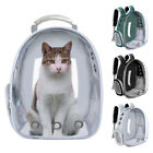 Soft Transparent Pet Cat Carrier Backpack Small Puppy Dog Travel Zipper Bag Tote