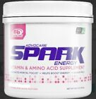 AdvoCare Spark Canister 42 Servings Vitamin Amino Acid Supplement CHOOSE FLAVOR