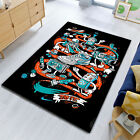 Sneaker Just Do It Gift Ideas For Fanmade Rug For Living Room Area Carpet