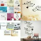 Removable Mural Wall Sticker Diy Art Decal Wall Stickers Home Room Decor