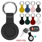 Air Tag Case Cover For Apple Air Tag Tracker Car Silicone Key Ring Protector HOT