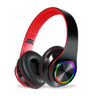 Wireless Gaming Headset Stereo Mic Music Earphone Headphone For PS4 PS5 Xbox One