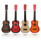 Classic 25 inch Basswood Acoustic Guitar Toy Toddler Beginner Xmas Gift