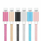 Lightning Cable for Apple iPhone or iPad . 1M long. Nylon Braided....