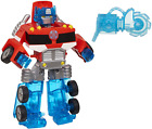 Playskool Heroes Transformers Rescue Bots Energize Optimus  Action Figure, Ages