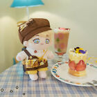 Original Hand Made 20cm Plush Limited Doll Clothes Rompers Outfit Stuffed Toys N