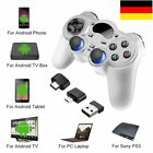 2.4G Wireless Gamepad Controller  + 2 OTG für PC PS3 Android Phone Tablet TV Box