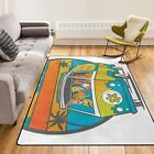 Scooby Doo Mystery Vibes Area Rugs For Living room│Kids room│Comfortable Carpet