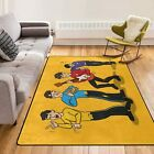 Scooby Doo Wiggly Area Rugs For Living room│Kids room│Comfortable Carpet
