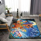 Blue Night Scooby Doo Area Rugs For Living room│Kids room│Comfortable Carpet