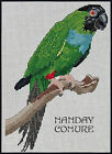 Conure Counted Cross-Stitch Patterns