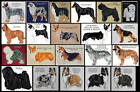 HERDING DOGS COUNTED CROSS STITCH PATTERNS