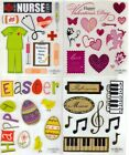 THE PAPER STUDIO Assorted  Sticker Sheets Your Choice