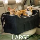 SNOOZER LUXURY BUDDY LOOKOUT II PET CAR SEAT WITH TRAY