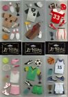 THE PAPER STUDIO 3D  Stickers Your Choice SPORTS Theme