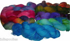 60% Merino 40% Angora  Handpainted Yarn - choice