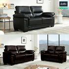 Kansas Leather Sofas, Black Or Brown | Sofa Suites, 3 Seaters, 2 Seaters & More