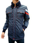 Mens NEW Jacket Coat racing cycling indie mod retro vtg s m L xl folk mac