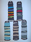 LEG WARMERS – FASHION - ATHLETIC - STRIPED - TEENS - LADIES – ONE SIZE - NWT $12