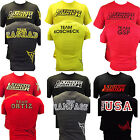 Tapout Ultimate Fighter Liddell/ Rampage/ Rashad/ Koscheck/ Ortiz/ Usa Underdogs