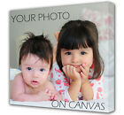 Personalized Gallery Wrapped Canvas Of Your Photo Or Artwork FRAMED READY 2 HANG