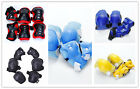 Kid Cycling Roller Skating Knee/Elbow/Wrist Guard Protective Pad Gear 5 Colors