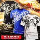 Tapout Darkside TShirt UFC MMA Cage Fight New Mens White Blue Black S M L XL XXL