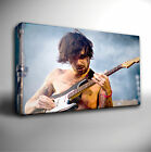 BIFFY CLYRO GUITAR - GICLEE CANVAS ART Choose your size
