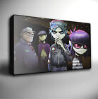 GORILLAZ - Canvas Art Picture - PREMIUM Quality *Choose your size