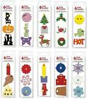 Assorted BRAD BUDDIES HOTP Choice of THEMES for Scrapbooking METAL EMBELLISHMENT