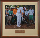 "Bubba Watson 2012 Masters Champion ""Pine Straw"" Shot Framed 11x14 OR 16x20"