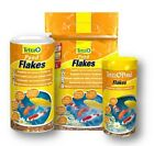 TETRA POND FLAKES 100G / 180G / 800G SUITABLE FOR ALL POND FISH KOI HIGH PROTEIN