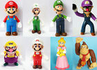 Super Mario Bros  Family Action Figure Toy For Collection