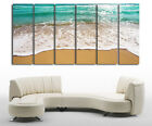 Wave Washing Ashore Modern Canvas Print Set Of 6 READY TO HANG Great Home Decor