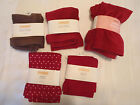 GYMBOREE Girls 3-6 6-12 Month 2T 3T 4T 4 Sweet Treats Legging Choice NWT Red