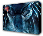 AVP PREDATOR MASK - GICLEE CANVAS ART