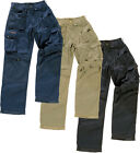 TUFFSTUFF 700 Extreme Workwear Trousers Cordura Knee PAD Pockets All Sizes/Cols