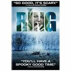 The Ring (DVD, 2003, Widescreen) Leading Role:Naomi Watts, Martin Henderson
