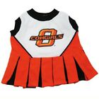 Oklahoma State Cowboys Dog Pet Cheerleader Dress (sizes)
