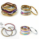 FREE SHIP 12pcs Mixed Color Copper Above The Knuckle Ring Free Ship Pick Style
